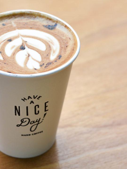 Hand Coffee Broadbeach Cafe