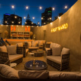 Hostel World Gold Coast Broadbeach at Night