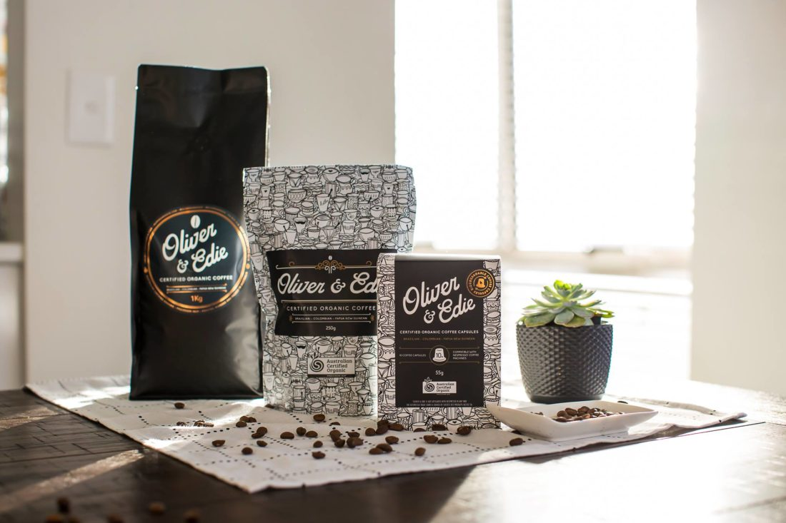 Oliver & Edie Biodegradable Coffee Pods