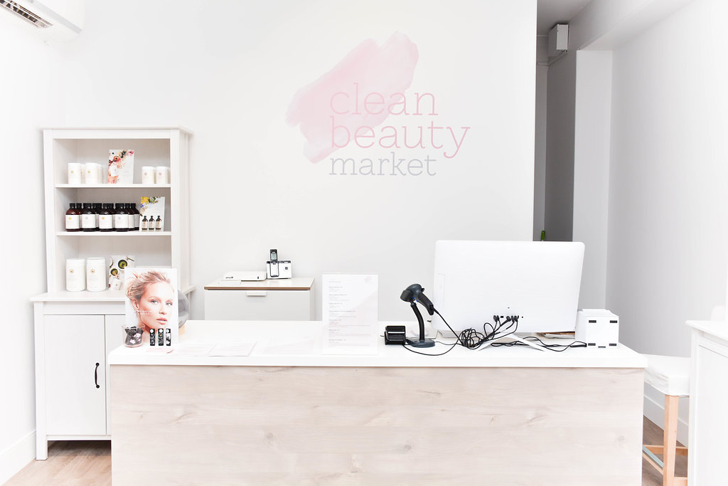 Clean Beauty Market Nobby Beach Makeup and Retail Store