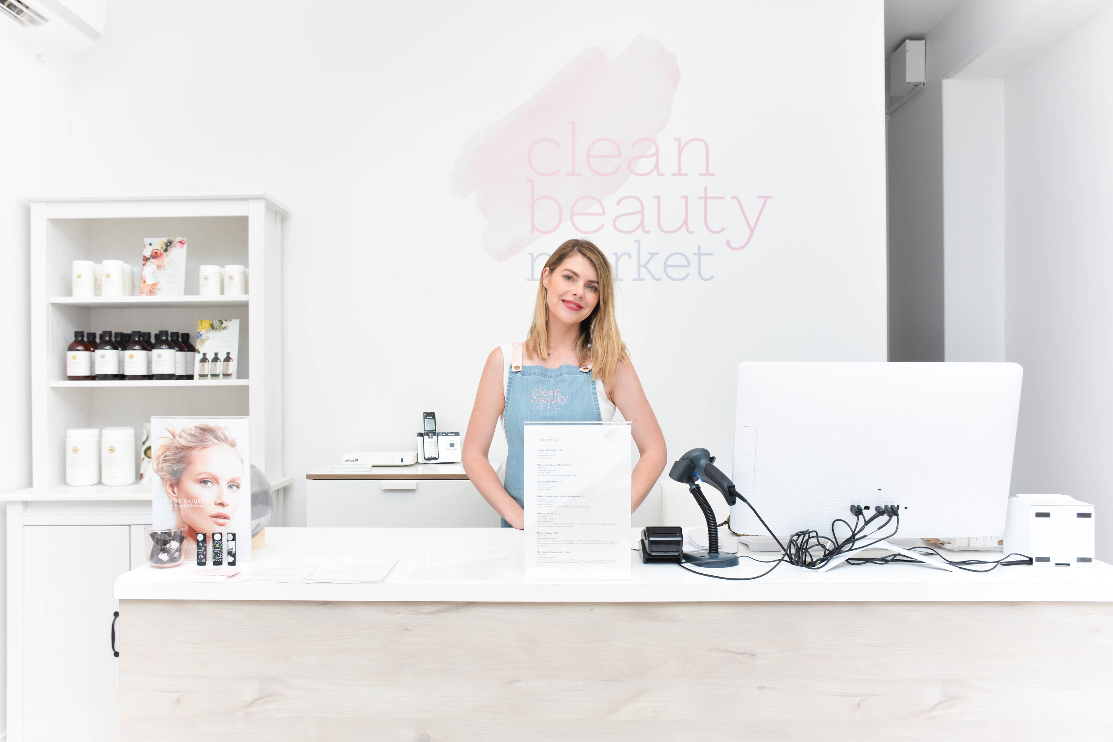 Clean Beauty Marketing Nobby Beach