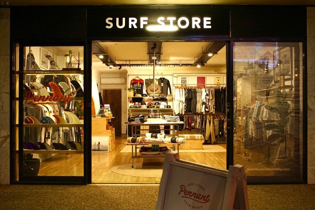 Pennant Surf Store Palm Beach